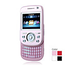 K750 Dual Card Quad Band Dual Camera Flashlight TV JAVA Bluetooth Touch Screen Cell Phone (2GB TF Card)