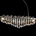 Contemporary 6-light Crystal Chandelier (0863-4511)