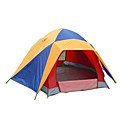 9 X 7-Feet Six-Person Family Tent(0956-05.31-HW-15)