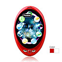 I5+ Dual Card Quad Band Bluetooth Fashion Oval Touch Screen Cell Phone (2GB TF Card)