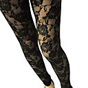 Perspective Lace Legging / Women's Leggings (FF-8205BD110-0857)