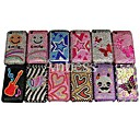 Protective Cover for iPhone 3G/3GS - Sweetheart (5 Colors Per Pack Randomly)