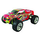 1/10th Scale 4WD Nitro Powered Monster Truck Red (TPGT-1088UR)