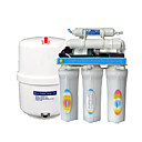 75gpd vijf-traps omgekeerde osmose drinkwater systeem (0954-kd-ro-75z)