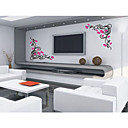 Adhesive Flower Wall Sticker (0940-WS28)