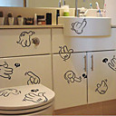 Adhesive Decorative Wall Sticker (0940-WS48)