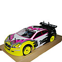 1/10th Scale 4WD Nitro Powered On-Road Racing Car Yellow (TPGC-1085Y)