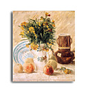 Stretched Canvas Handmade Still Life,c.1887 Painting by Vincent Van Gogh 0192-YCF103163