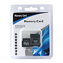 1GB Mini SD Memory Card with SD adapter Customize - Input File and Print Logo(CMC008-Custom)