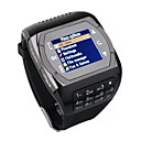 m809 quad-band camera fm blutooth touch screen horloge telefoon (2GB TF-kaart)