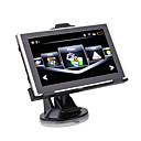 5 Inch Portable Touch Screen Car GPS Navigator - Bluetooth - Ebook