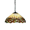 2-light Tiffany Pendant Light (0923-TF-P11)
