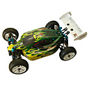 1/8th Sacle Brushless Version Electric Powered Off Road Buggy Green&Yellow (TPEB-0060GY)
