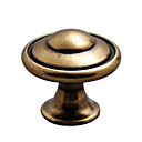 Antique Brass Cabinet Knobs (Pack of 10) (0768-C970)