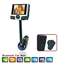 "2.4"" LCD Screen Bluetooth Car MP4 Player-2GB Nand Flash-FM Transmitter-Wireless Earphone-SD-USB"