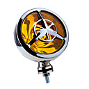 Power Light Professional Halogen Fog Lights - Set - 340 - Yellow (One Pair)