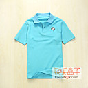 kuailebox causal polo t-shirt