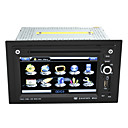 "6.1"" Touch Screen 2-Din Car DVD Player-Steering Wheel Control-Ipod-Bluetooth-TV-FM-Auto Memory"
