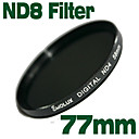 Emolux Neutral Density 77mm ND8 Filter(SQM6015)