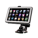 5 Inch HD Touch Screen GPS Navigator-Bluetooth-Multimedia-Ebook-Photos-Flash-Games-FM-Edog