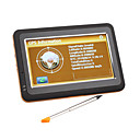 4.3 Inch Portable TFT Touch Screen Car GPS Navigator - Media - Games