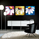 Poster Clock Without Picture Frame Triptych(0752-CP-L0100)