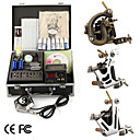 Professional Tattoo Kits With 3 Tattoo Guns Completed Tattoo Kit