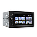 "6.2 ""coche de la pantalla táctil digital de 2 din dvd-gps-tv-radio-iPod-Bluetooth (szc6188)"