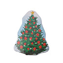 Christmas Tree Compressed Towel