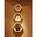 Set of hexagon shelf- 3 pcs together (88614)