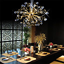 20-light Contemporary K9 Crystal Pendant (0942-98002-D-20G)