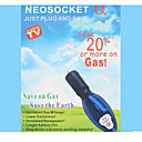 neo socket / gas saver, bespaart meer dan 20% auto `s gas, geld besparen neosocket stekker stijl gas saver