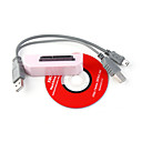 Hard Drive Disk Data Transfer Cable for Xbox 360 Slim (Pink)