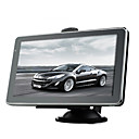 Portable Car GPS Navigator With 6 Inch Touchscreen + AVIN Port + Media + Games