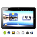 fazer toque 2-10 polegadas touchscreen Android 2.1 internet tablet + gps