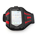 Premium Sport Armband für Apple iPhone 4/iTouch 4 - Rot
