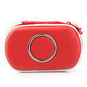 Hard Protective Carrying Case for PSP Red