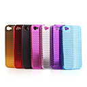 Plated Mesh Protective Case for iPhone4(5 Pack,Random Colors)
