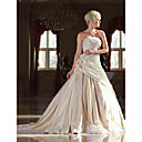 MORGAN - Abito da Sposa in Taffet