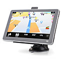 "7"" Portable High Definition Touch Screen Car GPS Navigator - Bluetooth - Ebook"
