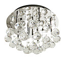 Contemporary Crystal Chandelier (K9 Crystal)
