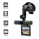 1280 x 720 HD 720P Car Digital Video Recorders with 2.5'' TFT Color Screen, Vehicle Mini DV