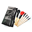 Attraction Series - Makeup Brush With Free Leather Pouch