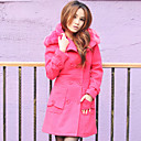 TS Button Pea Coat