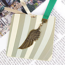 Angel Wing Ribbon Bookmark (set of 4)