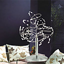Artistic Contemporary  Floral Shaped Table Light with 7 Lights