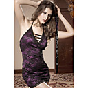 Gorgeous Acrylic Short-Length Sleepwear