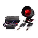 Two-way/one-way Car Alarm Security Sytem + 2 Remote Control