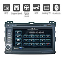 Spezial DVD Player für Autoarmaturen  8 Zoll GPS   IPOD  Bluetooth TV RDS Toyota