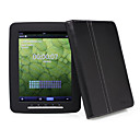 8 inch HD LCD touch screen e-book reader / recorder / ingebouwd 4gb storage-zwart